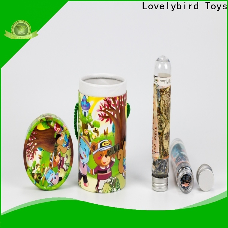 Lovelybird Toys best the jigsaw puzzles suppliers for adults