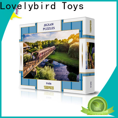 Lovelybird Toys best puzzle 1500 manufacturers for game