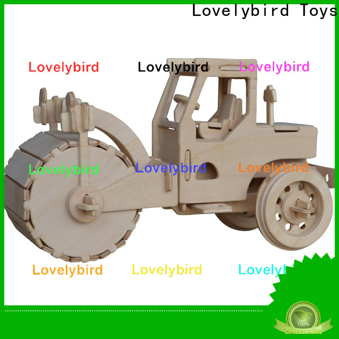 Lovelybird Toys 3d truck puzzle manufacturers for sale