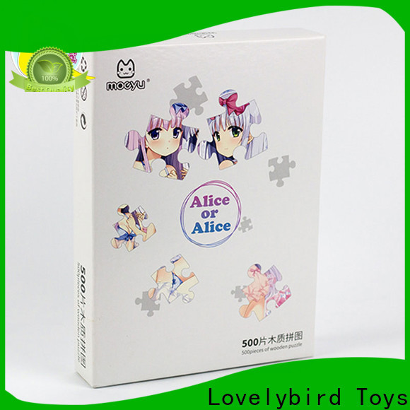 new childrens wooden puzzles with poster for adult