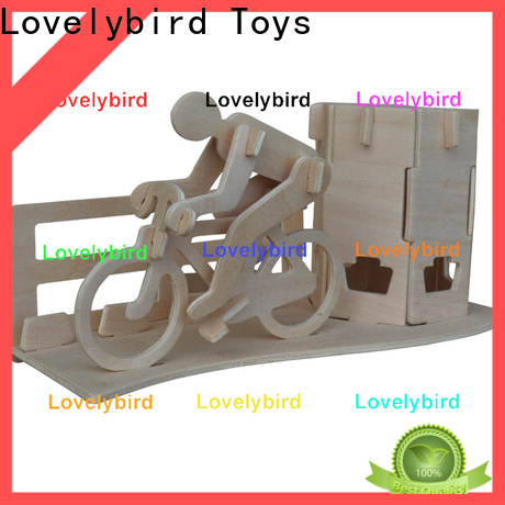 Lovelybird Toys wholesale 3d puzzle furniture suppliers for game