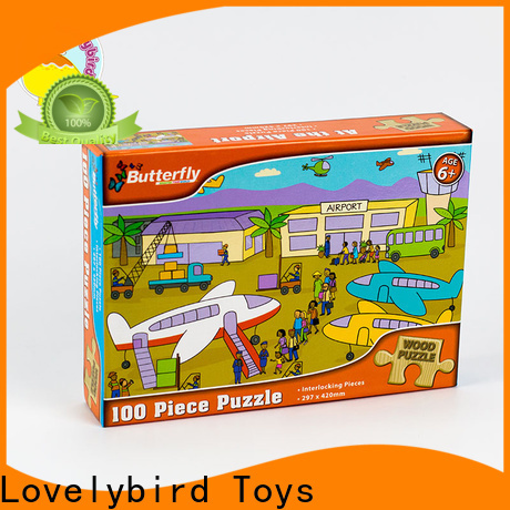 best wooden puzzles with poster for sale