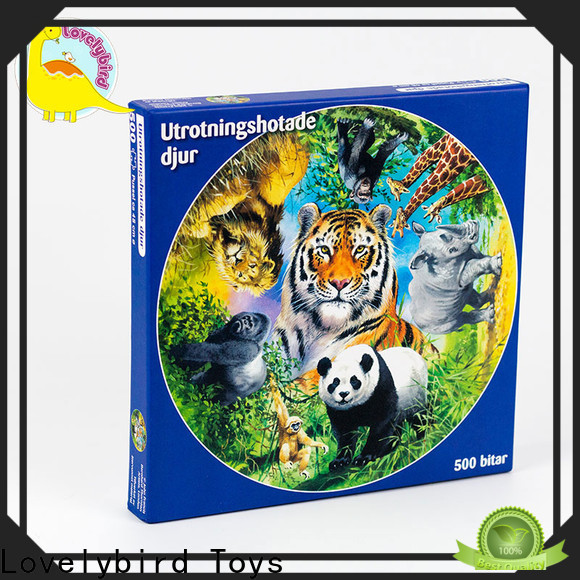 Lovelybird Toys new new jigsaw puzzles company for sale