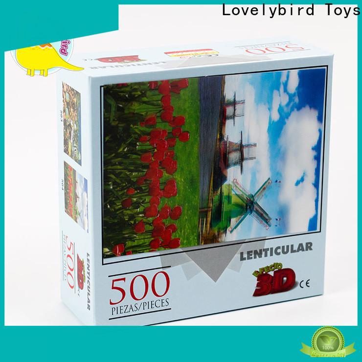 Lovelybird Toys jigsaw puzzle gratuit maker for adult