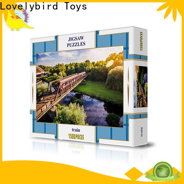 Lovelybird Toys 1500 jigsaw puzzles supply wholesale