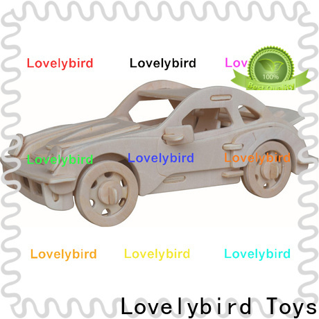 Lovelybird Toys custom 3d wooden puzzle ship company for sale