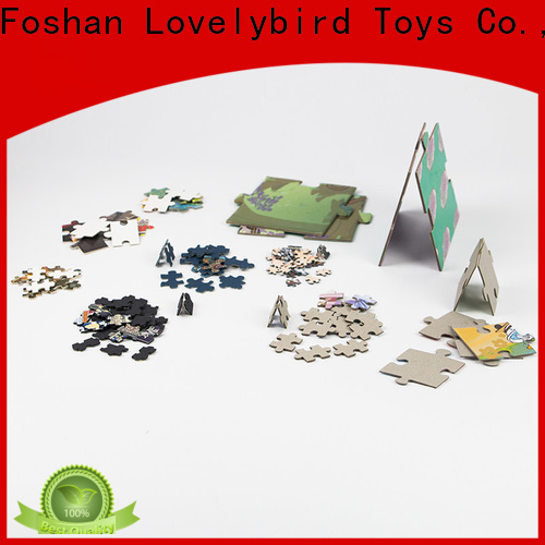 round paper puzzle manufacturers for adults
