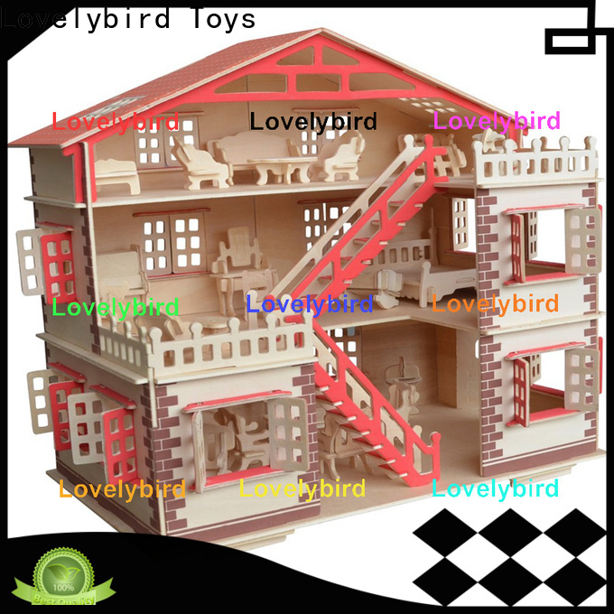 wholesale 3d building puzzle suppliers for adults