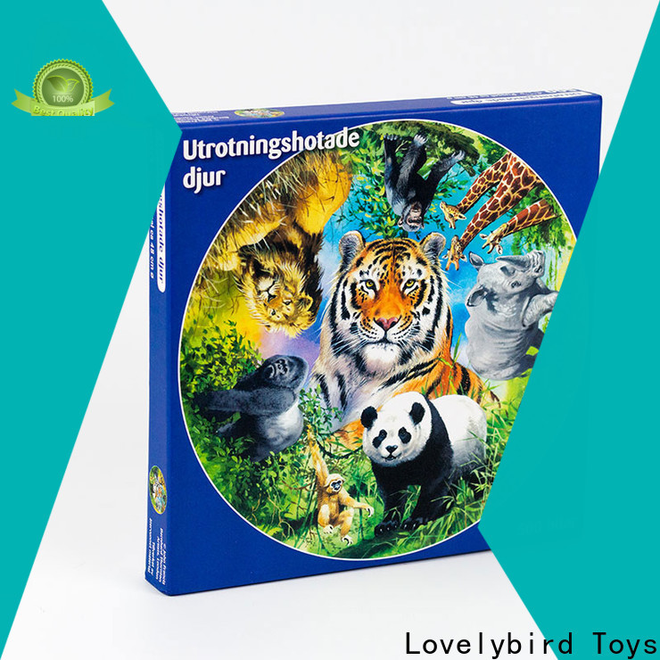 hot stamping new jigsaw puzzles company for sale