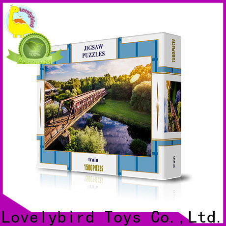 Lovelybird Toys latest funny jigsaw puzzles suppliers for game