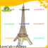 good selling 3d wooden house puzzles suppliers for present