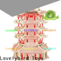 Lovelybird Toys 3d wooden puzzle house company for kids