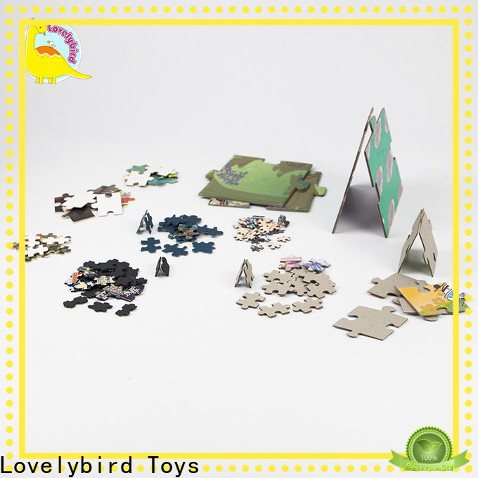 all kinds paper puzzle manufacturers for present