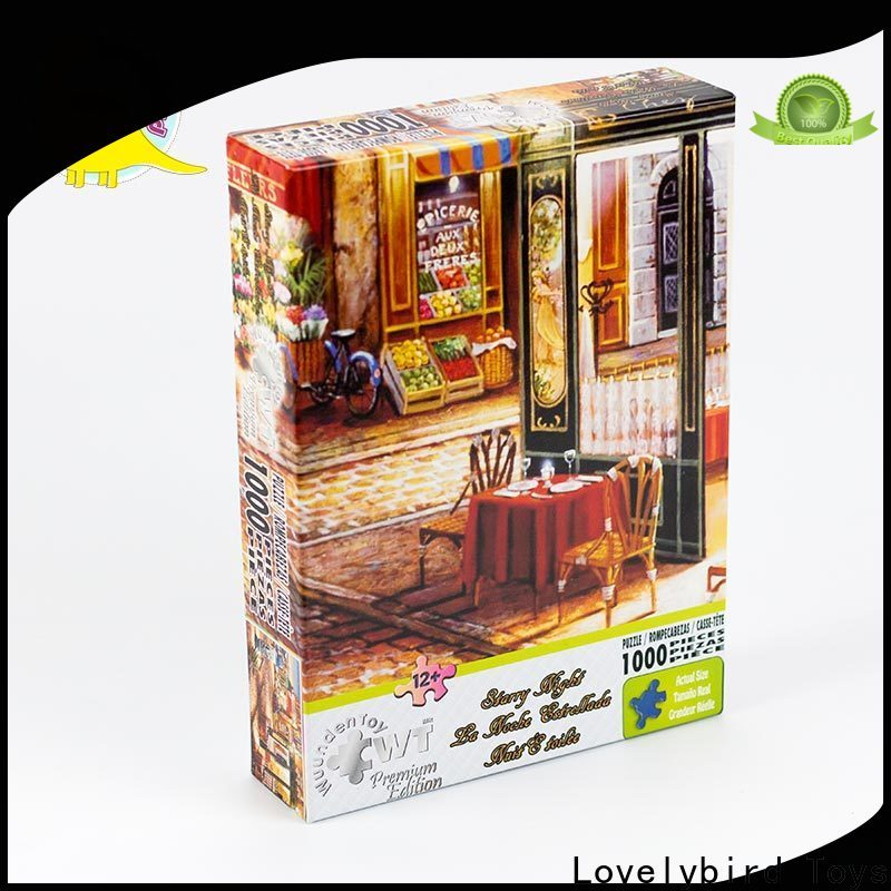 top animal jigsaw puzzles company for adult