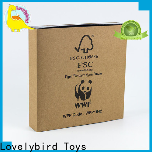 Lovelybird Toys large piece jigsaw puzzles manufacturers for kids