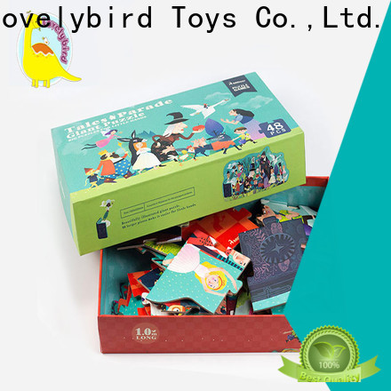 Lovelybird Toys wholesale amazing jigsaw puzzles company for entertainment