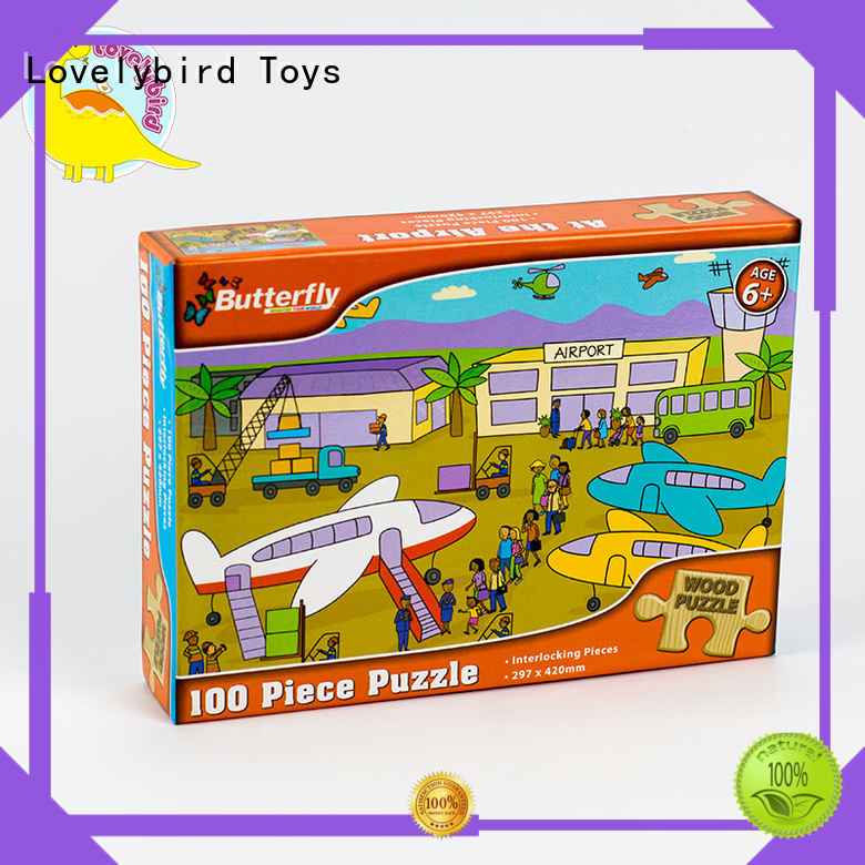 all kinds wooden puzzles for kids with frame for sale