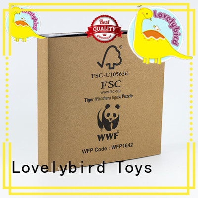 Lovelybird Toys 1000 jigsaw puzzles as gift for kids