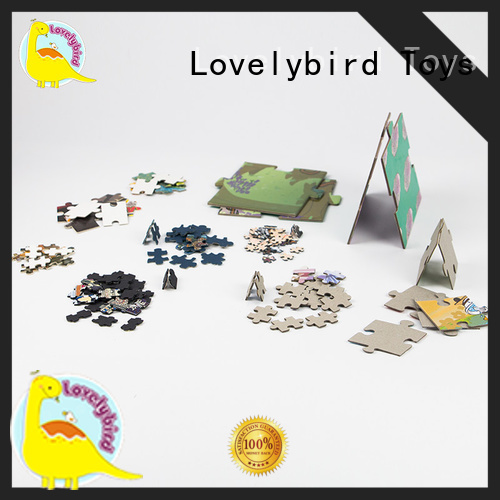 Lovelybird Toys popular disney puzzles for adults