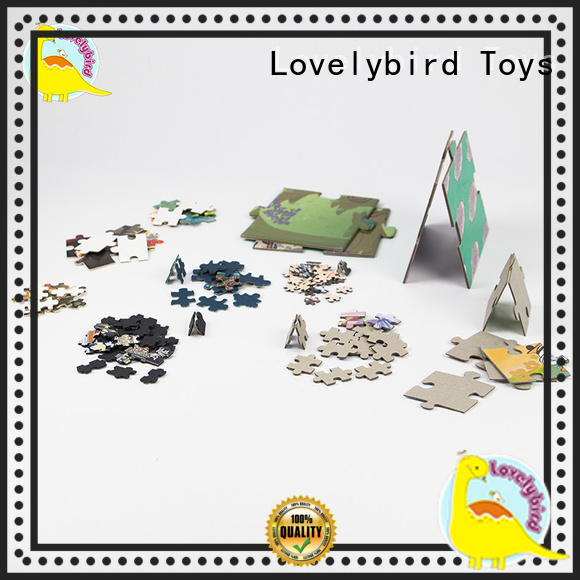 popular the jigsaw puzzles designed for sale Lovelybird Toys