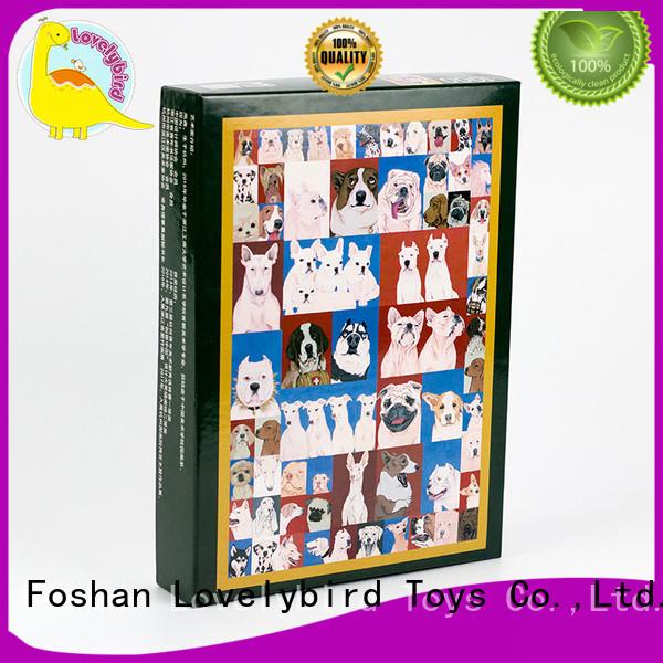 toy adult 1000pc 500pccustom  Lovelybird Toys Brand