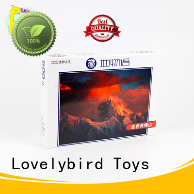 new wooden puzzles for toddlers toy for kids Lovelybird Toys