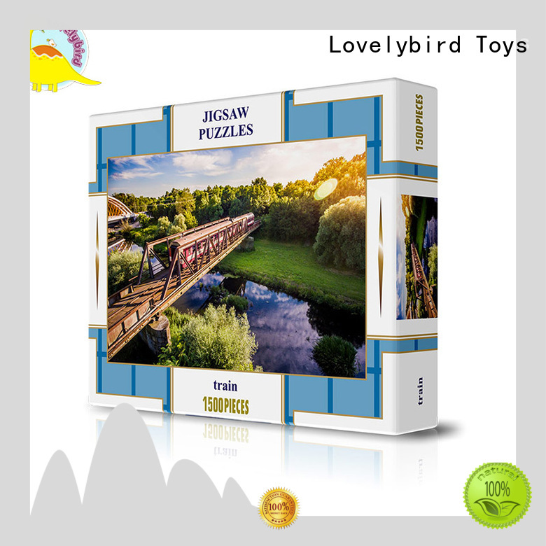 embossing puzzle 1500 supplier for entertainment