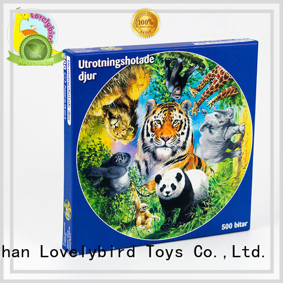 popular holiday jigsaw puzzles design for sale Lovelybird Toys