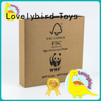 new large piece jigsaw puzzles as gift for sale Lovelybird Toys