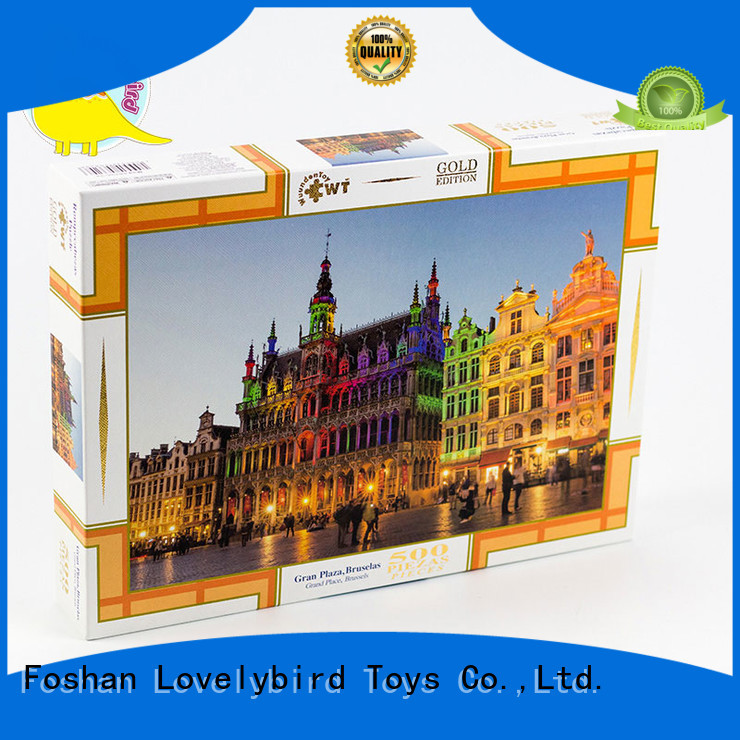 popular puzzle 500 toy for adult