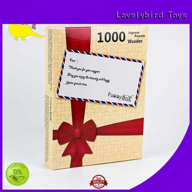 1000pc toy Lovelybird Toys Brand