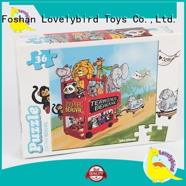 puzzle lovely kids Warranty Lovelybird Toys