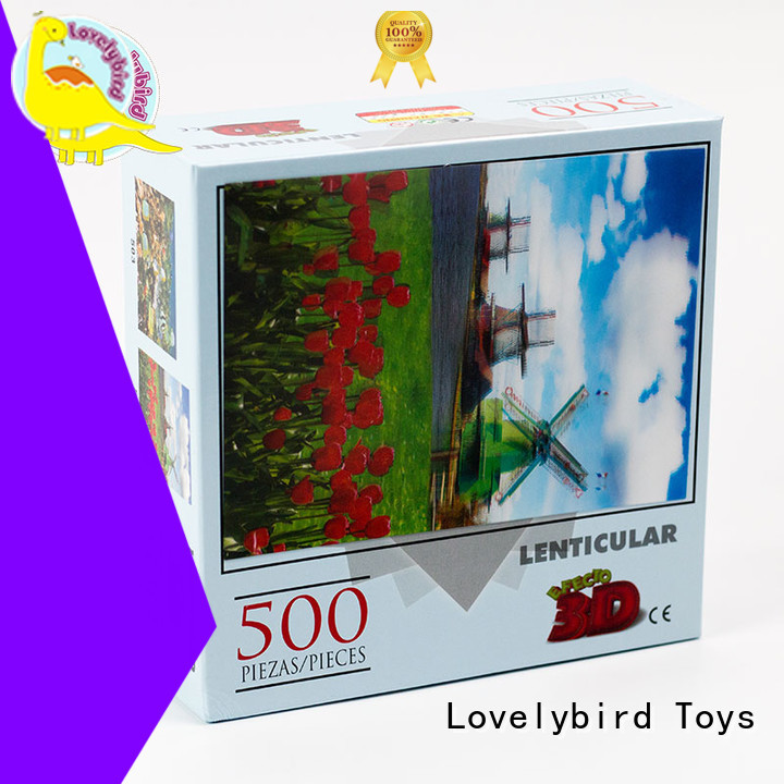 new jigsaw puzzles jjgsaw for Lovelybird Toys