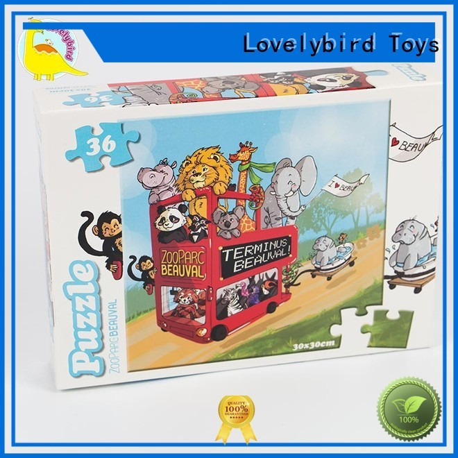 colorful 36 piece puzzle supplier for kids