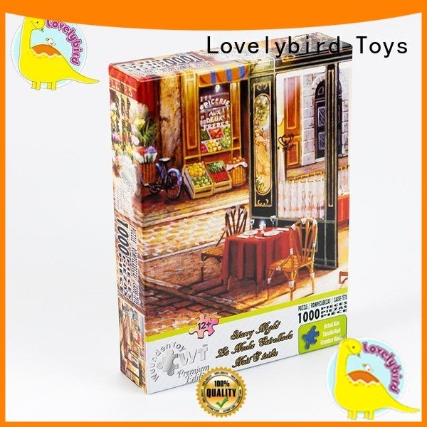 Lovelybird Toys puzzle animal jigsaw puzzles toy sale
