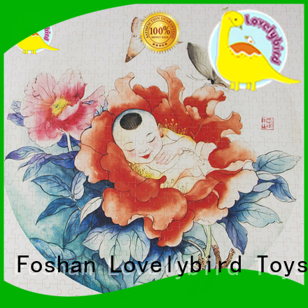 Hot  sale Lovelybird Toys Brand