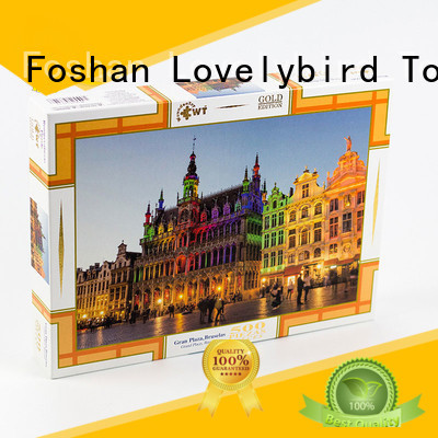 Lovelybird Toys big jigsaw puzzle maker for sale