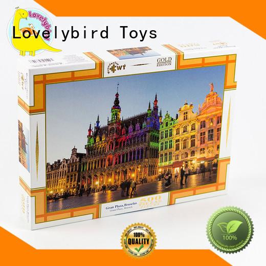 jjgsaw big jigsaw puzzle puzzle kids Lovelybird Toys