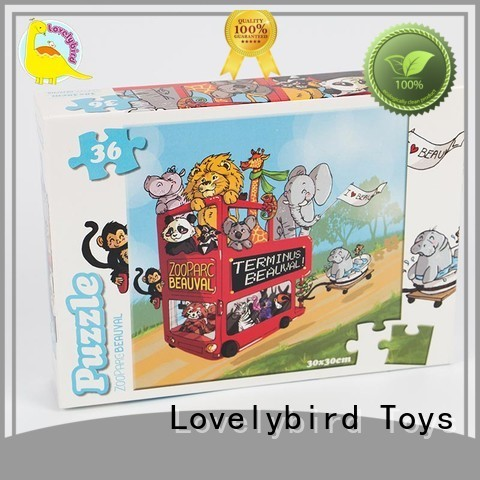 Lovelybird Toys 36 piece puzzle supplier for party