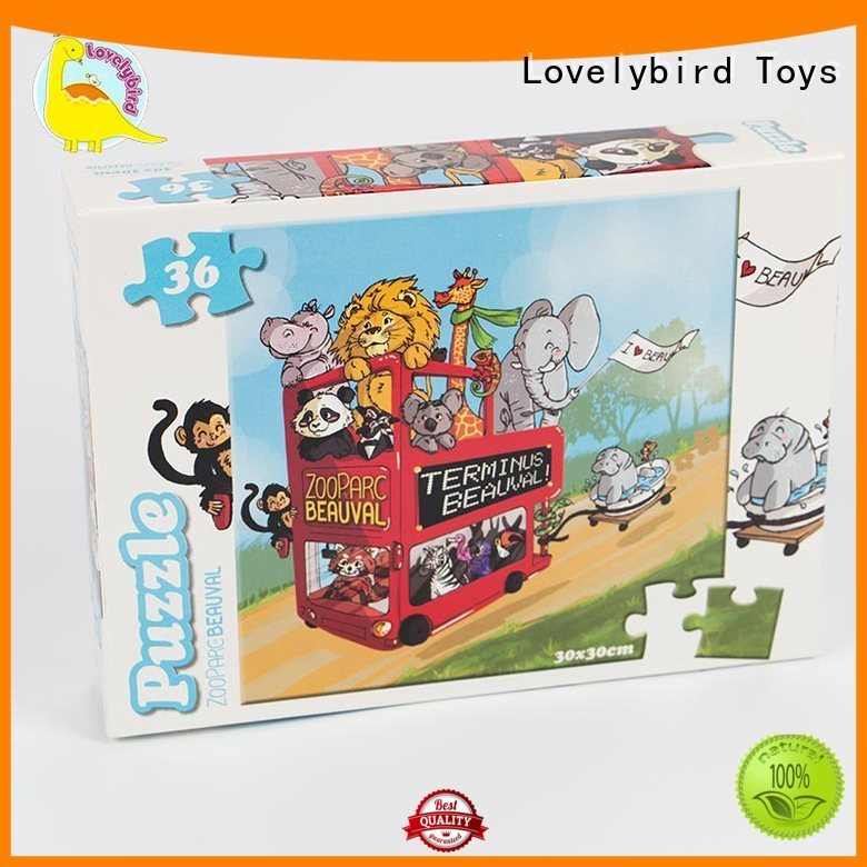 Lovelybird Toys puzzle childrens jigsaw puzzles kids for