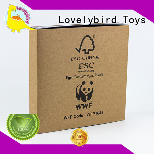 Lovelybird Toys 1000 puzzle supplier for adult