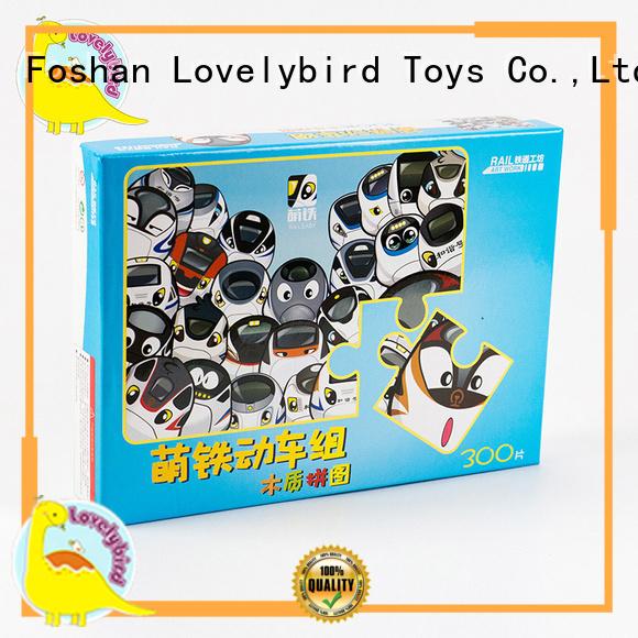 1000pc kids Lovelybird Toys Brand  factory