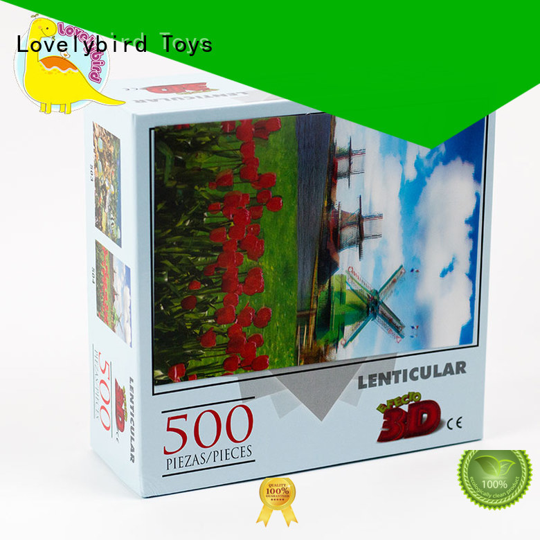 Lovelybird Toys funny play puzzle wholesale for adult