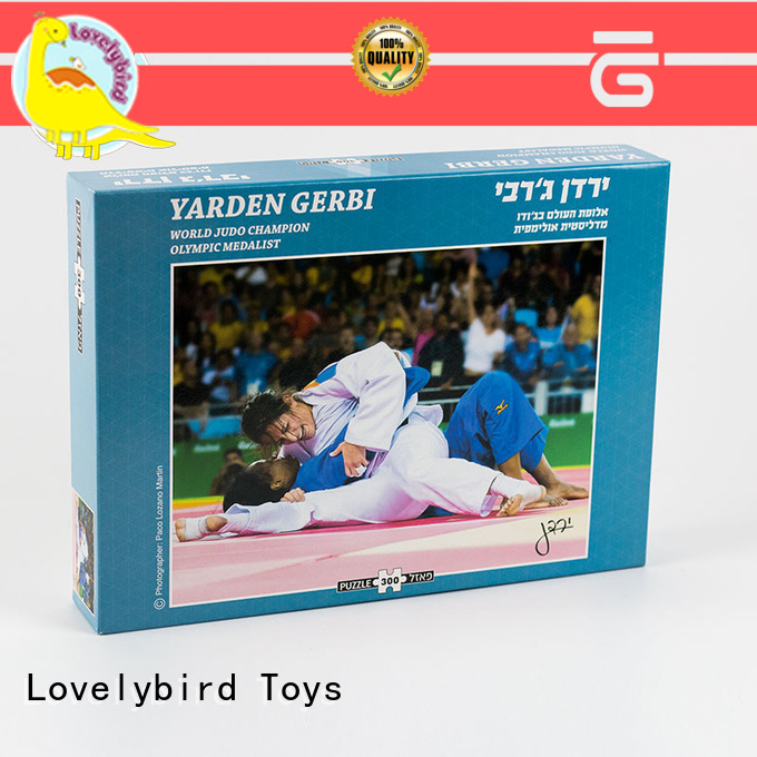 Lovelybird Toys wholesale 300 jigsaw puzzles company for present
