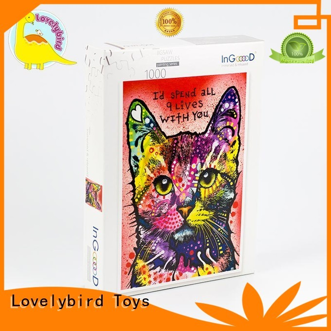 disney wooden puzzles professional for adult Lovelybird Toys