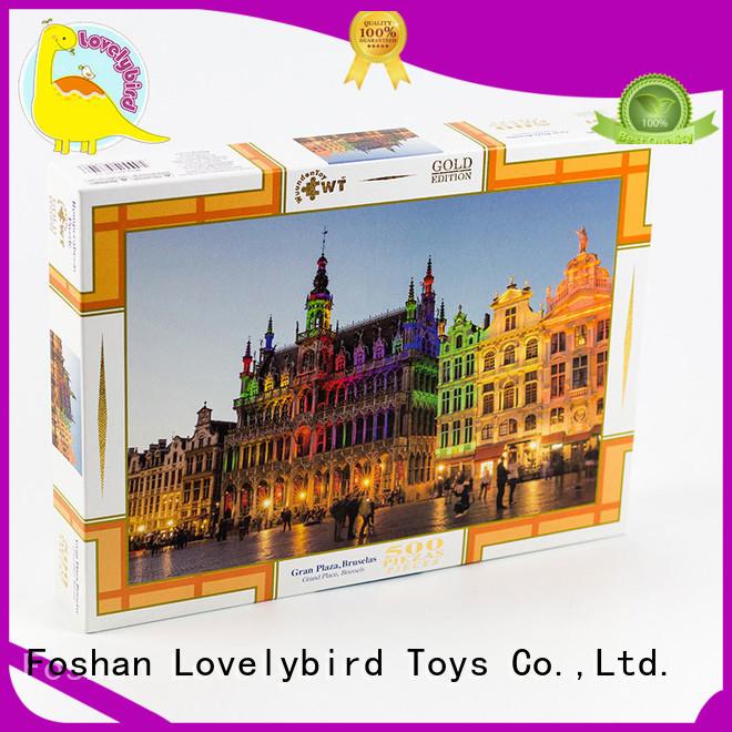 round jigsaw puzzle gratuit wholesale for sale