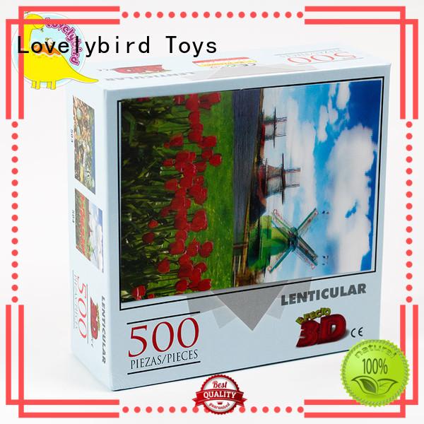 best jigsaw puzzles design for adult Lovelybird Toys