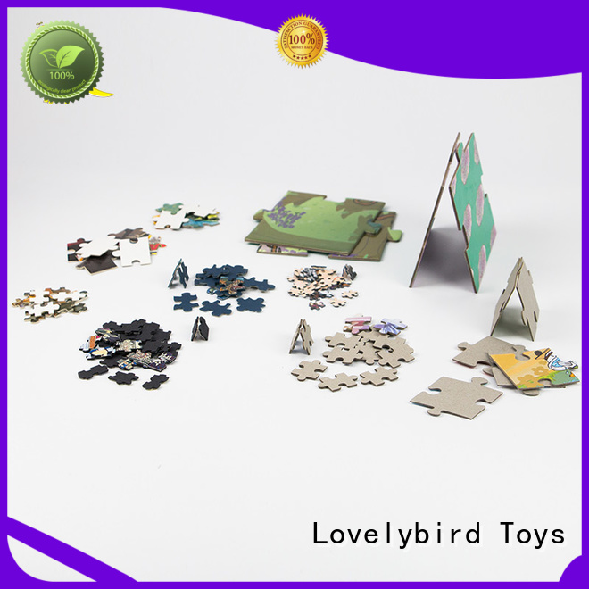 Lovelybird Toys best jigsaw puzzles for kids suppliers for adults