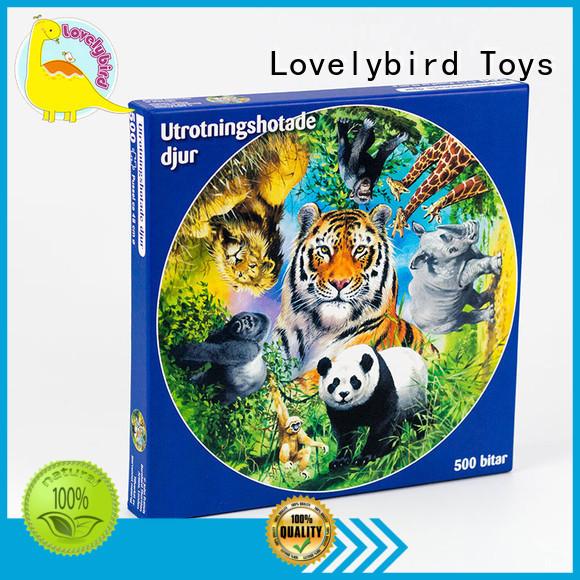 Lovelybird Toys Brand popular kids toy  puzzle