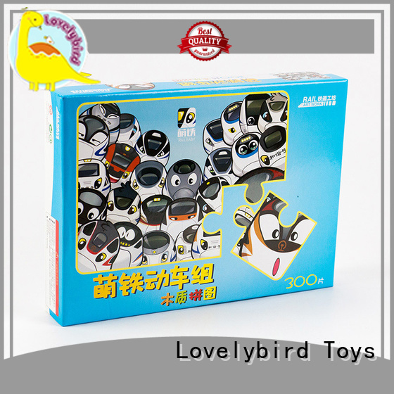 Lovelybird Toys wooden puzzles for adults toy for kids